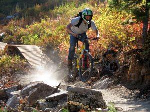 Casques de vélo de montagne
