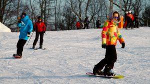 Chauffe main ski