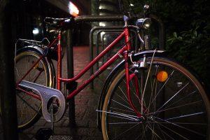 Lumières vélo