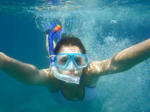 Masques snorkel
