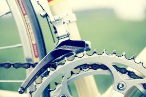 Pédale de vélo de route