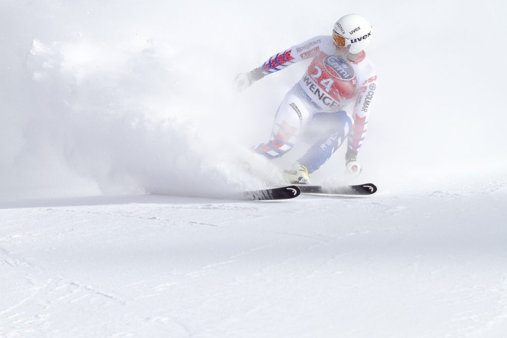 Porte ski
