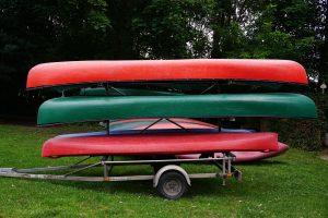 Remorque kayak