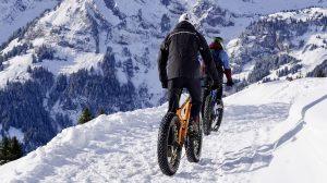 Vélo électrique de montagne