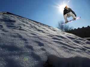 avis pantalon snowboard