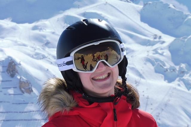 avis veste de ski femme