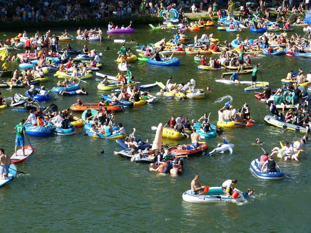 bateaux gonflables