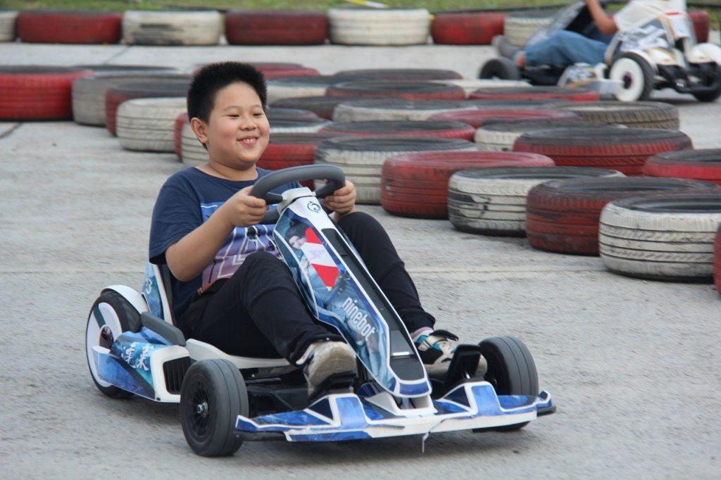 comparatif kart pour enfants