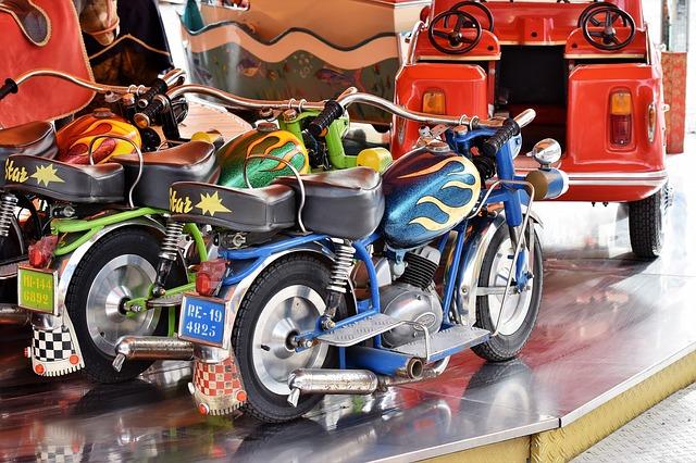 comparatif moto electrique enfant