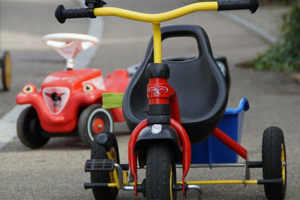 comparatif tricycle pour enfant de 2 ans