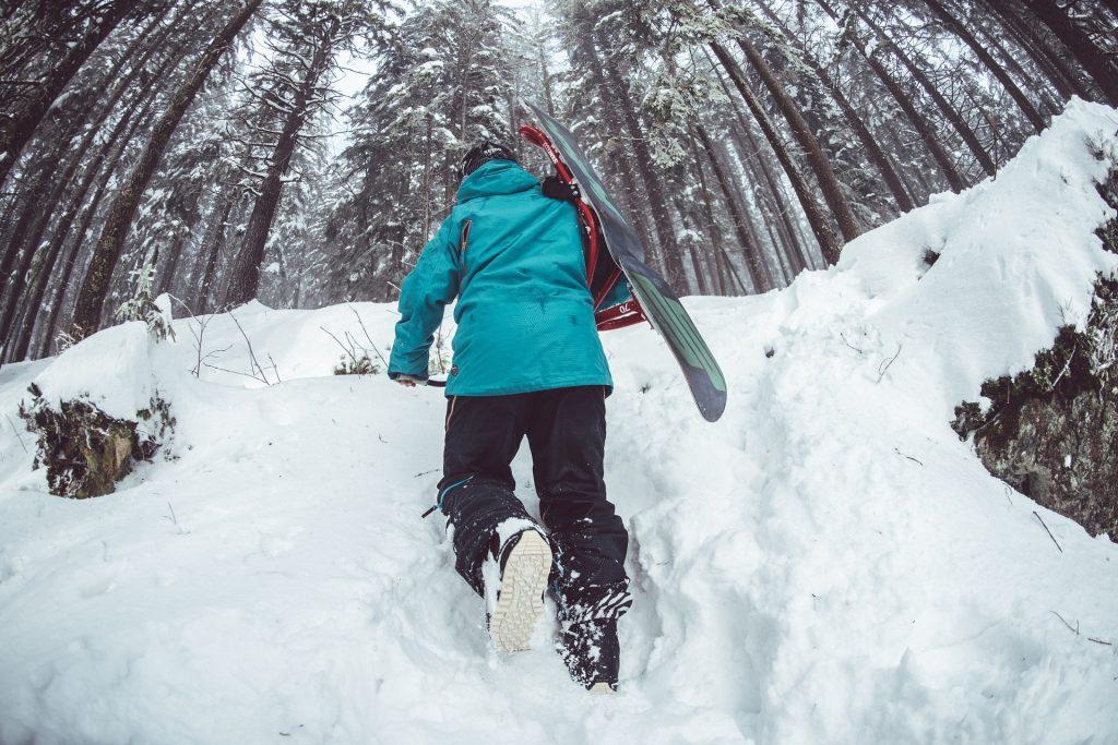 conseil veste de ski