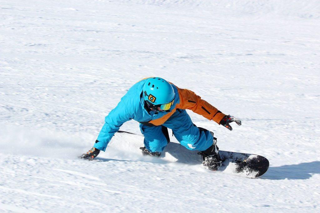 guide veste snowboard