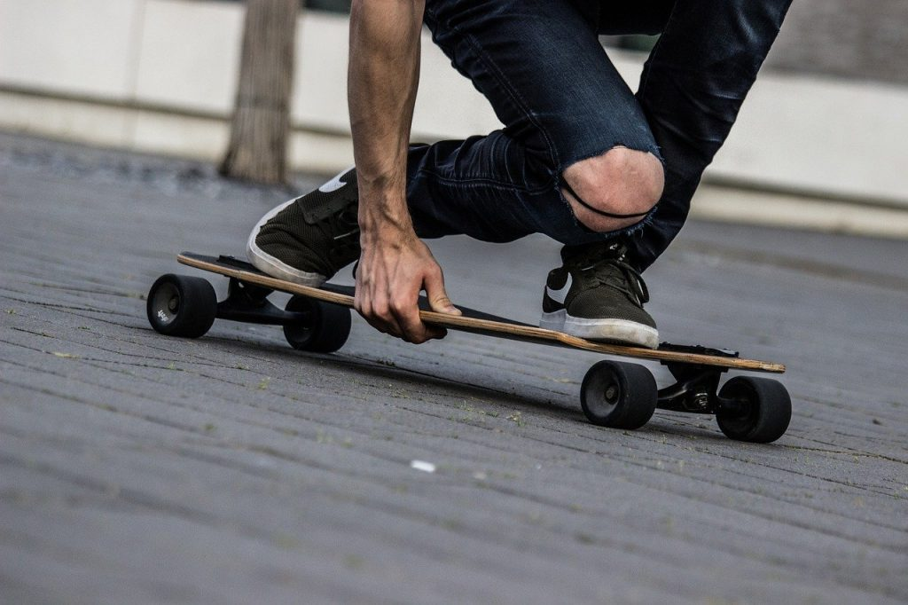 longboard electrique
