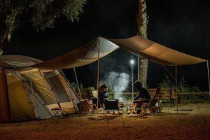 lumiere de camping