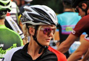 lunettes de soleil de vélo