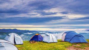 marque lit de camping