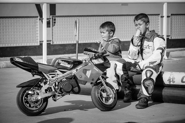 marque moto electrique enfant