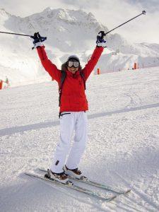 meilleur veste de ski femme