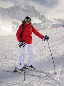 meilleurs veste de ski femme