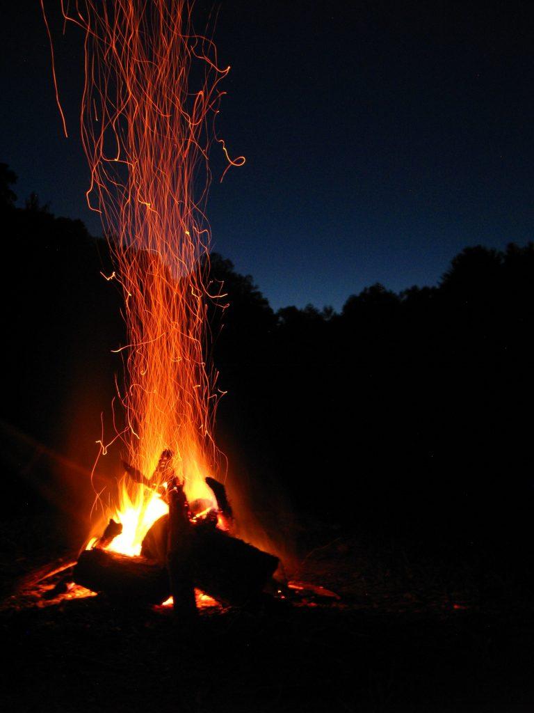 oreiller de camping