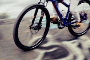 plaquettes de frein de vélo