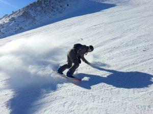 sac snowboard