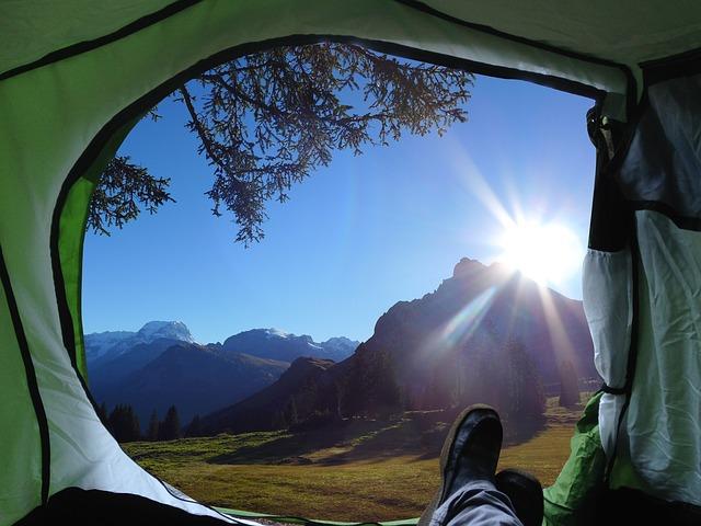 avis tente de camping