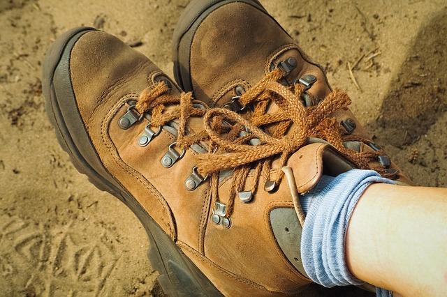 YUEDGE 3 Paires Homme Chaussettes de Randonn/ée pour Trekking Camping Outdoor Sports Respirantes Confortables