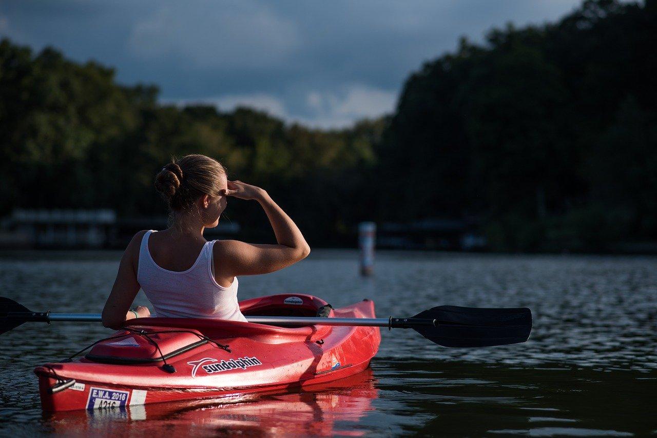 comparatif pagaie de kayak pour la peche