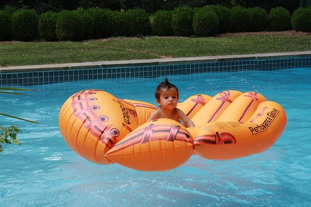 comparatif piscine gonflable pour enfant