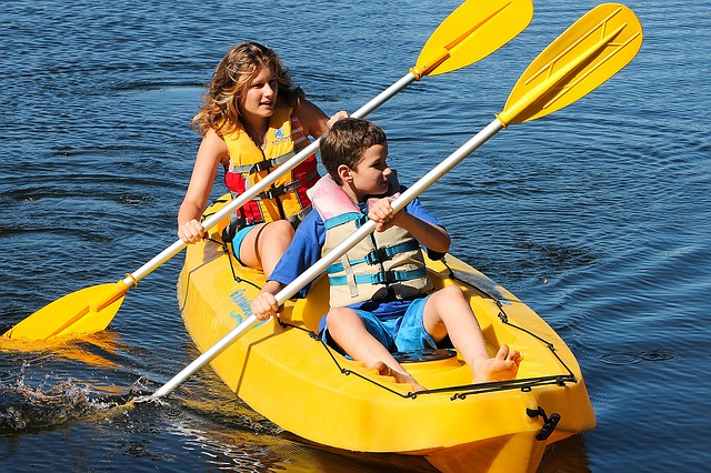 guide d'achat combinaison de kayak