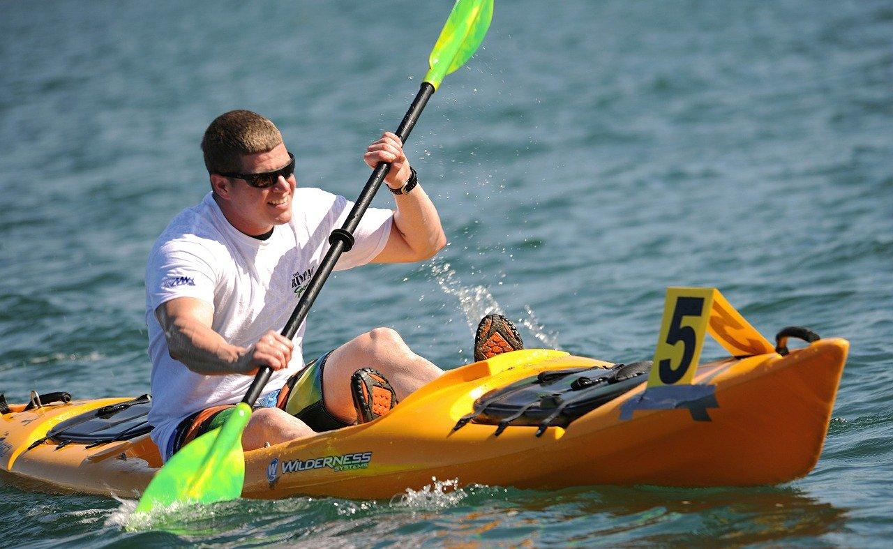 guide d'achat pagaie de kayak pour la peche