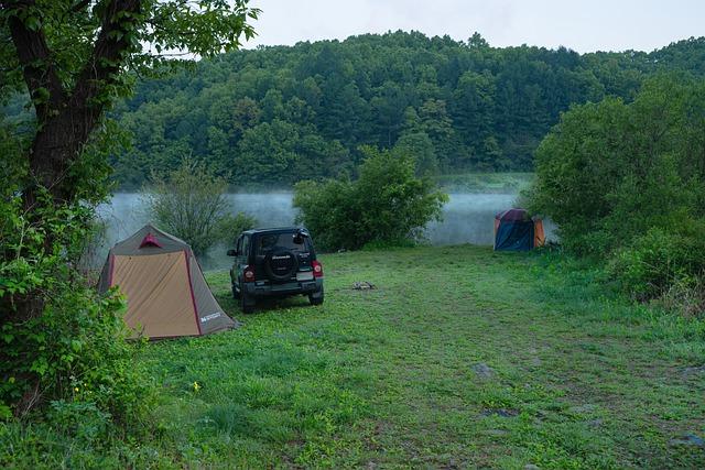 guide d'achat tente de camping pour moto