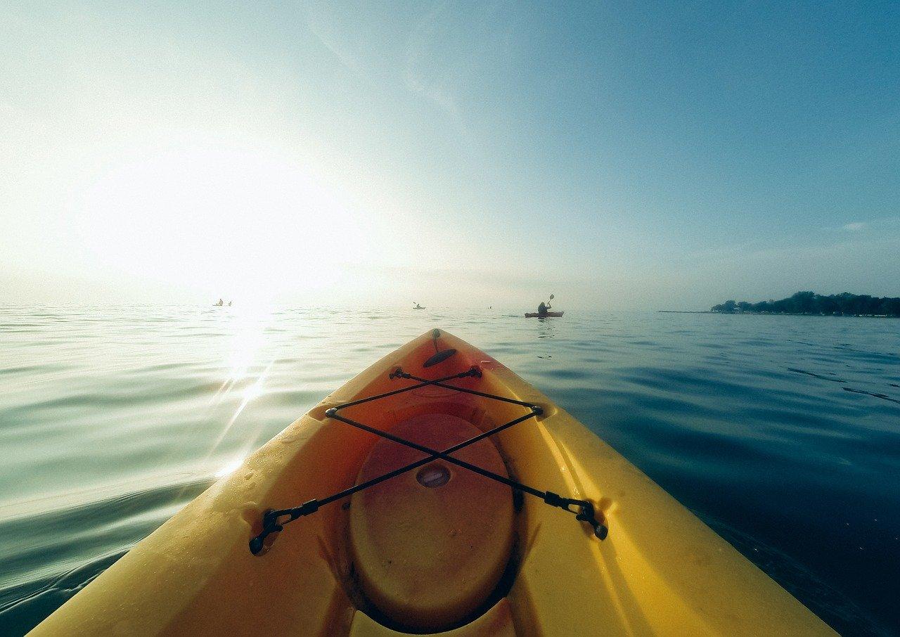 kayak pour debutant