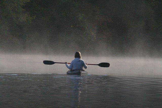 liste kayak de peche