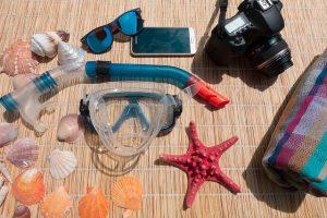 liste masque de plongee