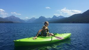 liste pagaie de kayak