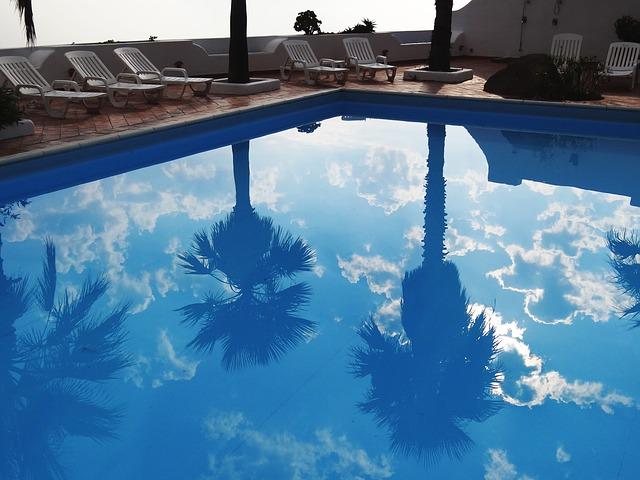 liste parasol de piscine