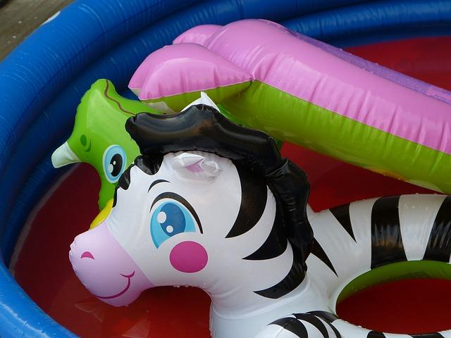 liste piscine gonflable pour enfant