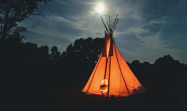liste tente de camping
