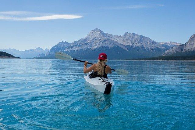 marque ancre de kayak