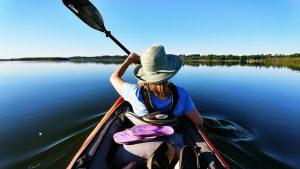 marque kayak de peche en mer