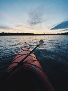 marque pagaie de kayak pour la peche