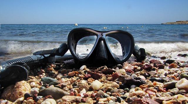 masque de plongee