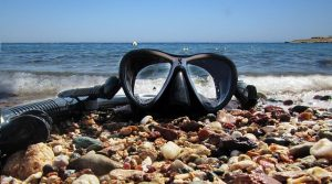 masque de plongee en apnee