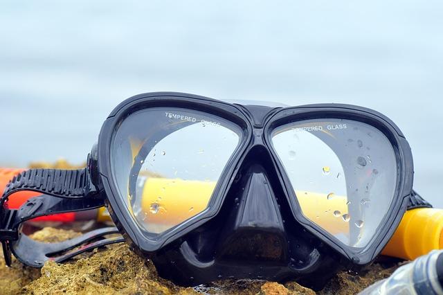 prix masque de plongee