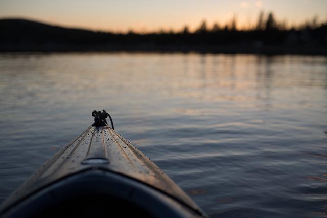 prix pagaie de kayak