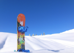 Snow ou ski
