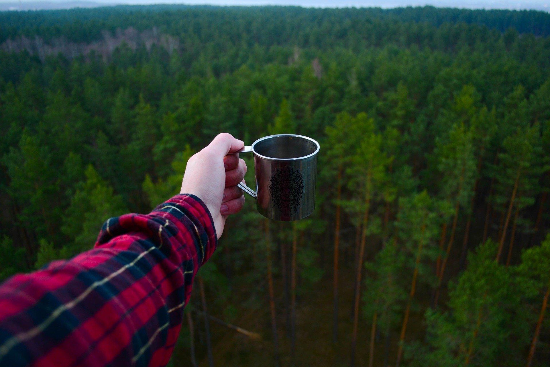 camping dans la nature 1