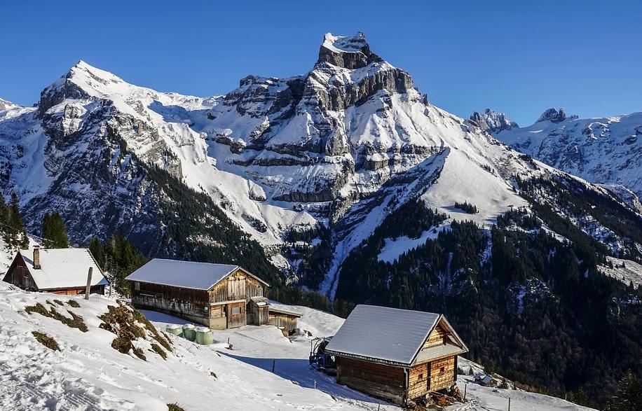 hiver ski
